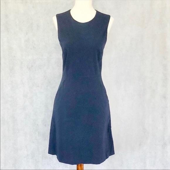 Theory Dresses & Skirts - Theory Navy Sleeveless Dress